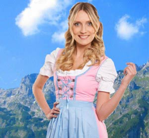 Women Oktoberfest Clothing & Accessories